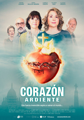 Najświętsze serce / Corazón Ardiente