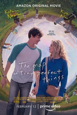 Mapa maleńkich wspaniałości / The Map of Tiny Perfect Things
