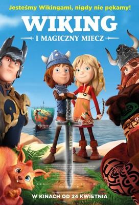 Wiking i magiczny miecz / Vic le viking