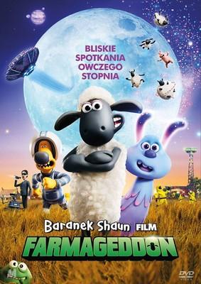 Baranek Shaun Film. Farmageddon / Shaun the Sheep Movie: Farmageddon