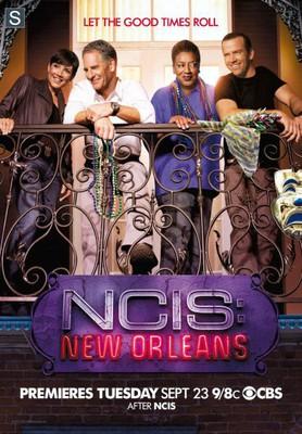 NCIS: Nowy Orlean - sezon 7 / NCIS: New Orleans - season 7
