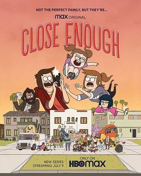 Close Enough - sezon 1 / Close Enough - season 1