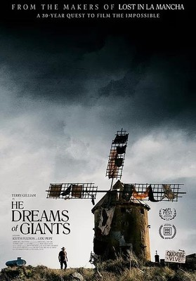 Don Gilliam i olbrzymy / He Dreams of Giants