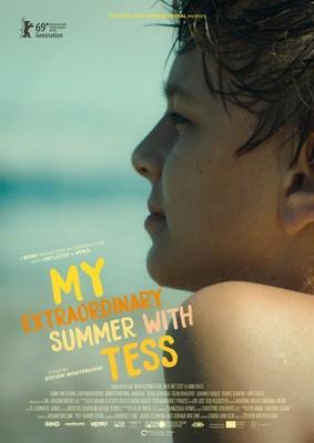 Niezwykłe lato z Tess / Mijn bijzonder rare week met Tess