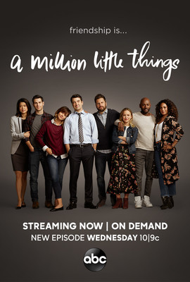 A Million Little Things - sezon 3 / A Million Little Things - season 3