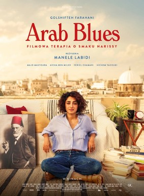 Arab Blues / Un divan à Tunis