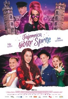 Tajemnica sióstr Sprite / Sprite Sisters - Vier zauberhafte Schwestern