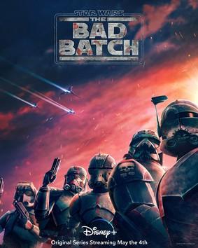 Gwiezdne Wojny: Parszywa zgraja - sezon 1 / Star Wars: The Bad Batch - season 1