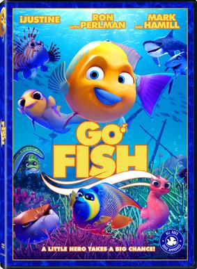 Waleczne rybki / Go Fish