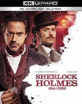 Sherlock Holmes: Gra Cieni / Sherlock Holmes: A Game of Shadows