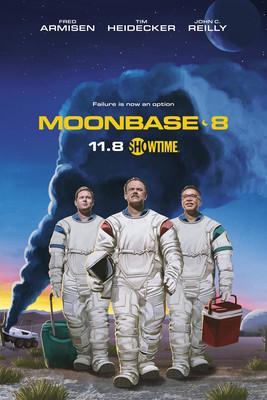 Moonbase 8 - sezon 1 / Moonbase 8 - season 1