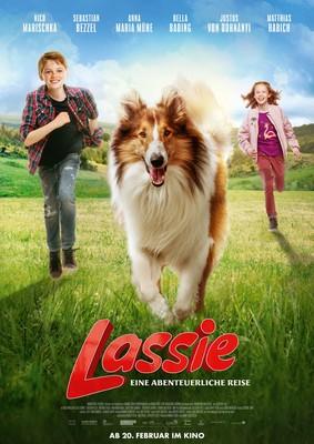 Lassie, wróć! / Lassie - Eine abenteuerliche Reise