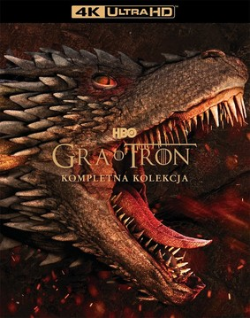 Gra o tron - sezon 1-8 / Game of Thrones - season 1-8