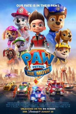 Psi Patrol Film / PAW Patrol: The Movie