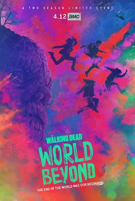 The Walking Dead: Nowy świat - sezon 2 / The Walking Dead: World Beyond - season 2