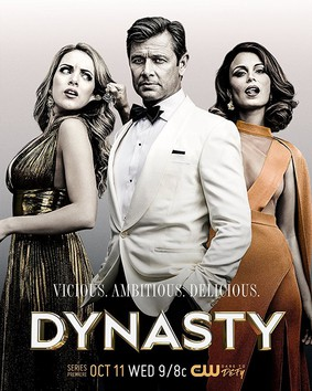 Dynasty - sezon 5 / Dynasty - season 5