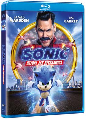 Sonic. Szybki jak błyskawica / Sonic The Hedgehog