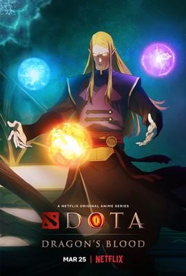 DOTA: Dragon's Blood - sezon 1 / DOTA: Dragon's Blood - season 1