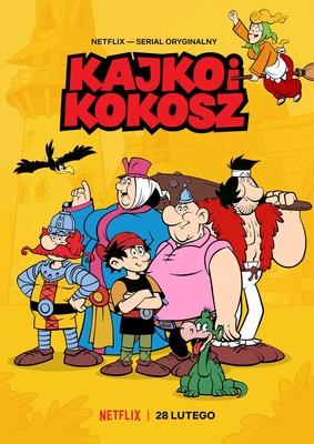 Kajko i Kokosz - sezon 1 / Kayko & Kokosh - season 1