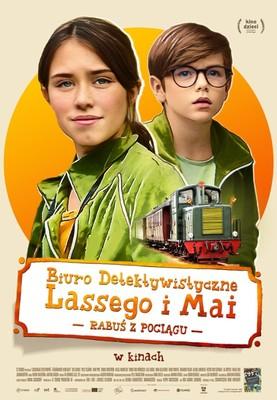 Biuro Detektywistyczne Lassego i Mai. Rabuś z pociągu / LasseMajas detektivbyrå - Tågrånarens hemlighet