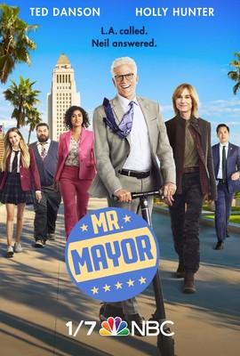 Mr. Mayor - sezon 2 / Mr. Mayor - season 2