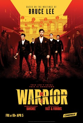 Wojownik - sezon 3 / Warrior - season 3