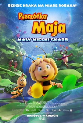 Pszczółka Maja: Mały wielki skarb / Maya the Bee 3: The Golden Orb