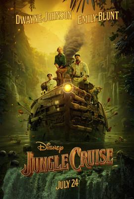 Wyprawa do dżungli / Jungle Cruise