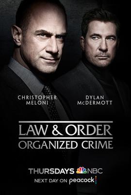 Prawo i porządek: przestępczość zorganizowana - sezon 2 / Law & Order: Organized Crime - season 2