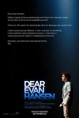 Drogi Evanie Hansenie / Dear Evan Hansen