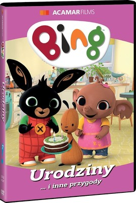 Bing. Część 7: Urodziny i inne przygody