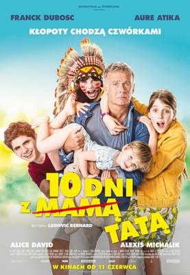 10 dni z tatą / 10 Jours Sans Maman