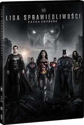 Liga Sprawiedliwości Zacka Snydera / Zack Snyder's Justice League