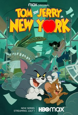 Tom and Jerry in New York - sezon 1 / Tom and Jerry in New York - season 1