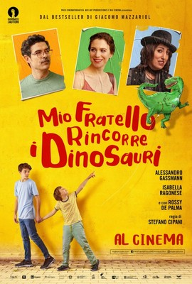 Mój brat ściga dinozaury / Mio fratello rincorre i dinosauri