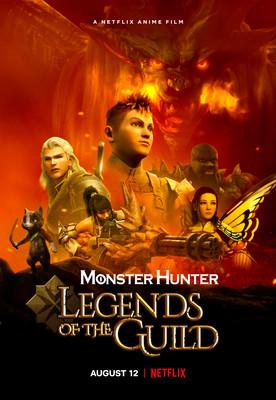 Monster Hunter: Legends of the Guild - sezon 1 / Monster Hunter: Legends of the Guild - season 1