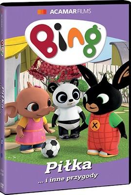 Bing. Część 8: Piłka i inne przygody