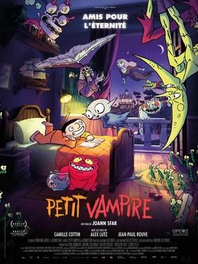 Mój przyjaciel wampir / Petit vampire