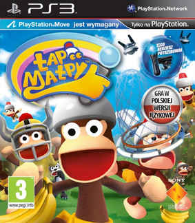 Łap Małpy / Ape Escape