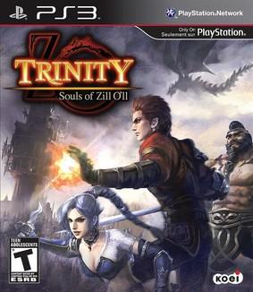 Trinity: Souls of Zill O'll Zero