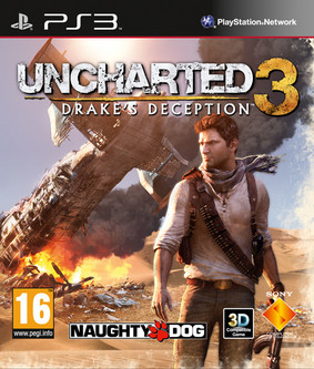 Uncharted 3: Oszustwo Drake'a / Uncharted 3: Drake's Deception