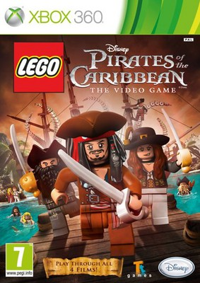 LEGO Piraci z Karaibów / LEGO Pirates of the Caribbean: The Video Game