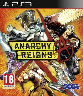 Anarchy Reigns