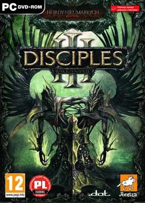 Disciples III: Wskrzeszenie - Hordy Nieumarłych / Disciples III: Resurrection