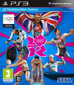 London 2012: The Official Video Game of the Olympic Game