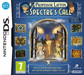 Professor Layton and the Spectre's Call / Professor Layton and the Last Specter
