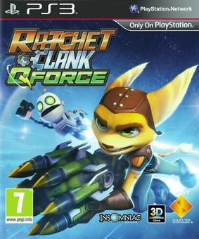Ratchet & Clank: Załoga Q / Ratchet & Clank: QForce