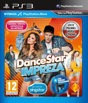 DanceStar Impreza / DanceStar Party Hits