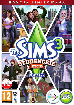 The Sims 3: Studenckie życie / The Sims 3: University Life