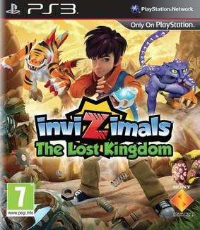 Invizimals: Zaginione Królestwo / Invizimals: The Lost Kingdom